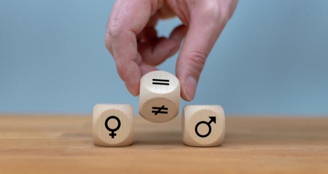gender balance women equal