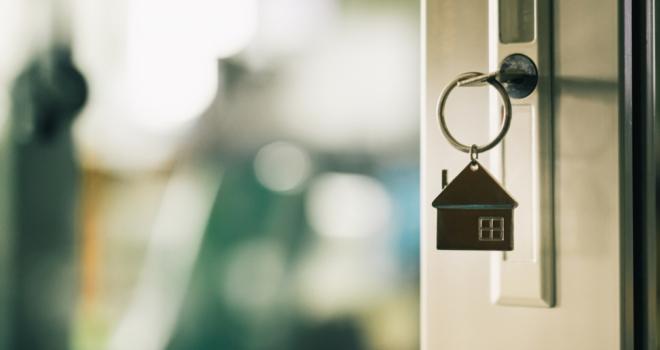 lock key safety house door