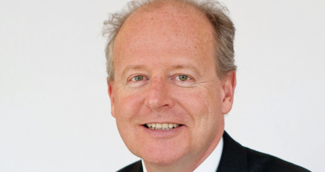 Mark Bogard CEO Family Building Society