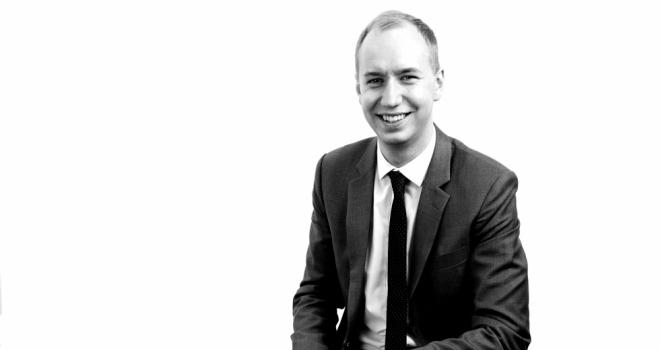 Matthew Drage, Head of External Engagement, Huntswood