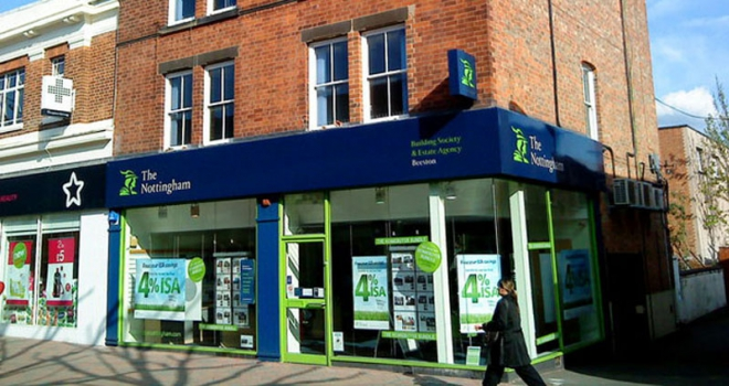 Nottingham Building Society Report And Accounts