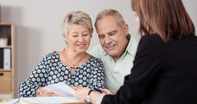 old oap retire retirement later life couple equity release adviser advice intermediary