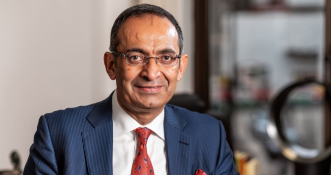 Paresh Raja MFS new