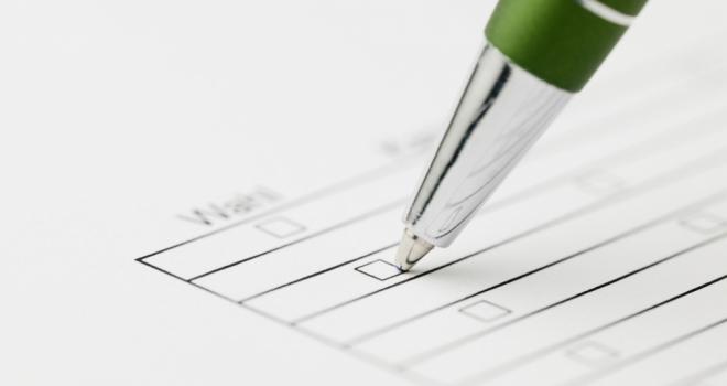 pen form paper sign