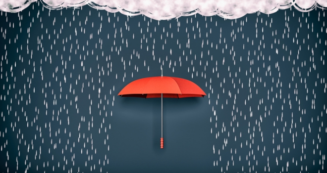 protection insurance cover umbrella rainy day