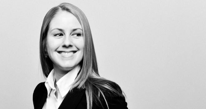 Rachel Cook, Senior Associate at Peters and Peters