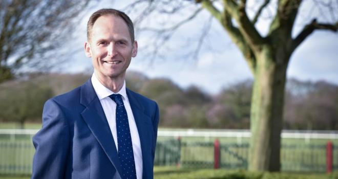 Richard Norrington, Ipswich Building Society CEO