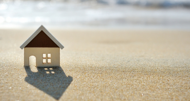 house mortgage overseas beach holiday