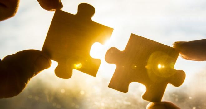 puzzle piece partnership