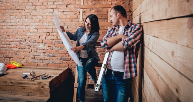 house renovation home first-time buyers ftb