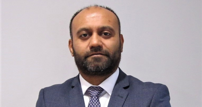 Sundeep Patel, head of London intermediaries at Together