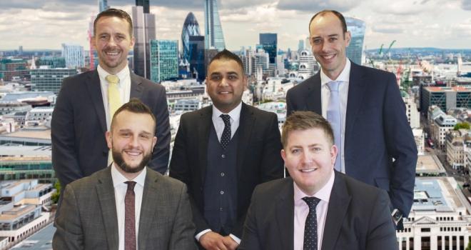 UTB Key Accounts team